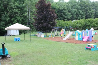 CFinished yard. DDaycare room. July 2014 004