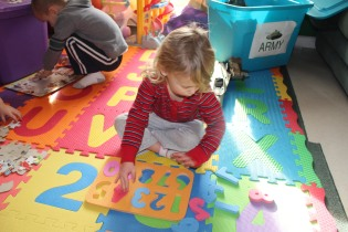 DAYCARE DANCE, PUZZLES, JEREMY 013