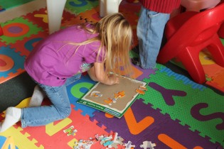 DAYCARE DANCE, PUZZLES, JEREMY 016
