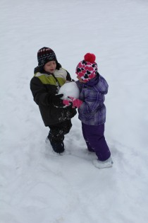 DAYCARE SNOWMEN SLEDDING JAN 29 2013 021