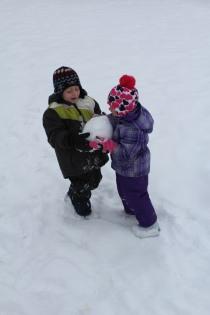 DAYCARE SNOWMEN SLEDDING JAN 29 2013 021
