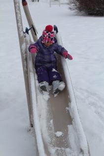 DAYCARE SNOWMEN SLEDDING JAN 29 2013 028