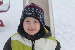 DAYCARE SNOWMEN SLEDDING JAN 29 2013 031