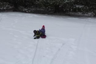 DAYCARE SNOWMEN SLEDDING JAN 29 2013 042