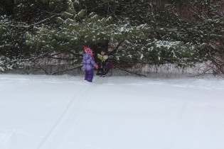 DAYCARE SNOWMEN SLEDDING JAN 29 2013 045