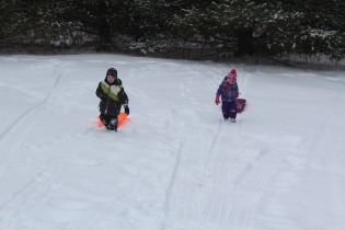 DAYCARE SNOWMEN SLEDDING JAN 29 2013 046