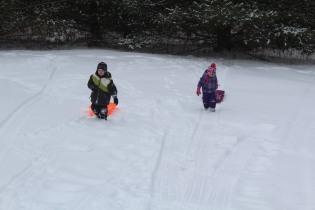 DAYCARE SNOWMEN SLEDDING JAN 29 2013 046
