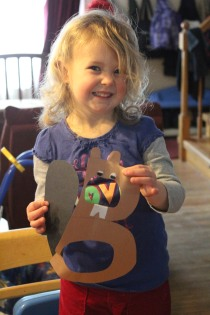 DAYCARE LETTER B BEAVER BEAR PLAY ROOM MARCH 13 2013 007