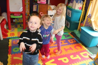 DAYCARE LETTER B BEAVER BEAR PLAY ROOM MARCH 13 2013 022