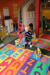 DAYCARE LETTER B BEAVER BEAR PLAY ROOM MARCH 13 2013 031