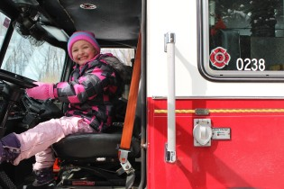 DAYCARE LETTER N PLAYING  FIRE TRUCK MARCH 20 2013 048