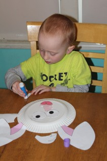 EASTER CRAFTS MARCH 27 2013 010