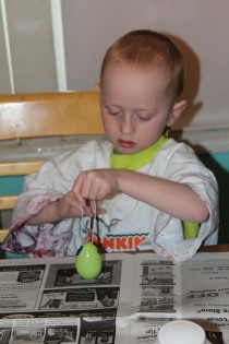 EASTER CRAFTS MARCH 27 2013 020