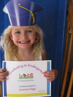 DAYCARE GRADUATION PICS AND LETTERS JUNE 5 2013 001
