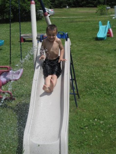 DAYCARE WATER SLIDE JUNE 21 2013 005