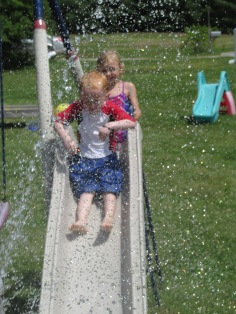 DAYCARE WATER SLIDE JUNE 21 2013 009