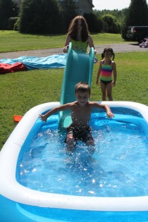 DAYCARE OUTSIDE AND POOL BREE AND TYLER JULY 24 2013 011
