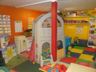NEW LOOK TO THE DAYCARE ROOM JULY 7 2013 012