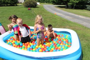 DAYCARE BALLS IN POOL RAINBOW AUG 5 2013 003