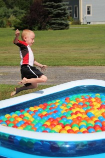 DAYCARE BALLS IN POOL RAINBOW AUG 5 2013 004