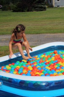 DAYCARE BALLS IN POOL RAINBOW AUG 5 2013 007
