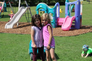 DAYCARE BOUNCE HOUSE CARTER GIRLS jULY 21 2014 024