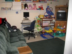 IN THE BEGINING  DAYCARE ROOM 10