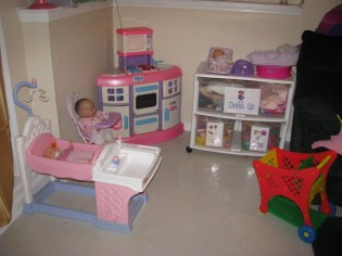 IN THE BEGINING  DAYCARE ROOM 2