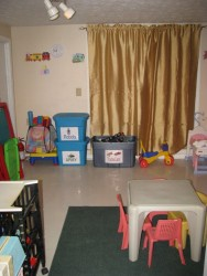 IN THE BEGINING  DAYCARE ROOM 7