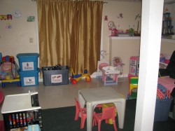 IN THE BEGINING  DAYCARE ROOM 8